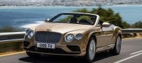 BENTLEY GT CABRIOLET W12