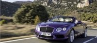 BENTLEY GT CABRIOLET V8